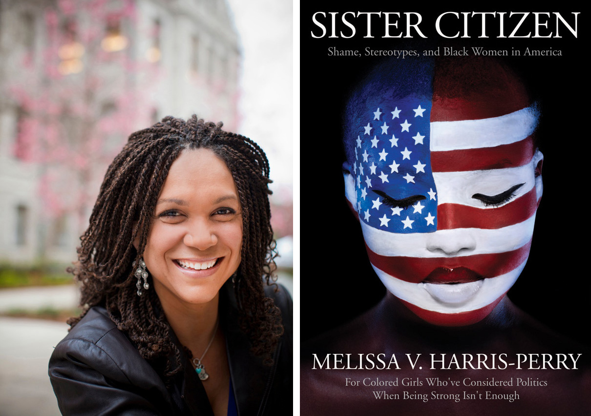 Melissa Harris-Perry and Sister Citizen book cover