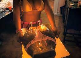 "Cake from ""Birthday Song"" by 2Chainz"