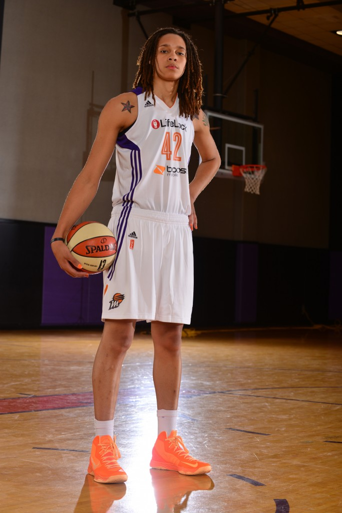 Mercury welcome Brittney Griner