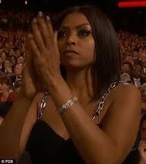 Taraji Showing Love to Viola
