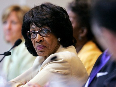 The following piece is guided by the unbothered and eternally shady spirit of Rep. Maxine Waters.