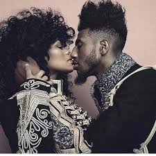 Teyana Taylor and Iman Shumpert